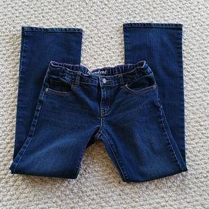 Crazy 8 Bootcut Jeans.